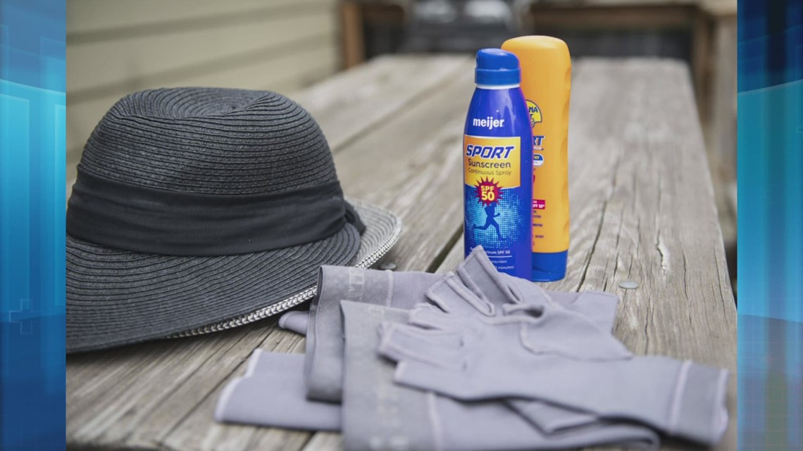 Sunny spring days bring greater risk of Melanoma and other Skin cancers