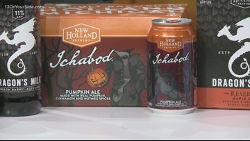 New Holland Brewing releases Ichabod brew