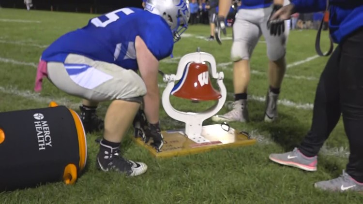 Montague Wins The Battle Of The Bell Over Whitehall Wzzm13 Com
