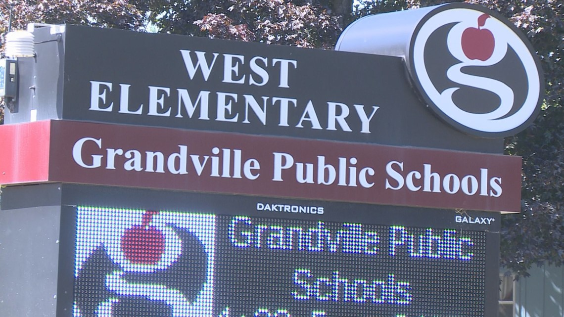 One Good Thing: Donors pay off lunch debt for Grandville students