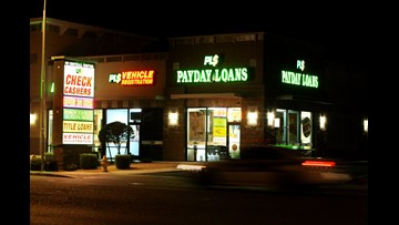 Attempted robberies at payday lending stores continues