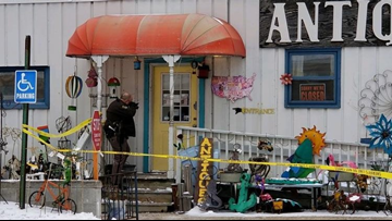 Police investigating body found at Spring Lake Antique Mall