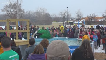 2019 Grand Rapids Polar Plunge took place today