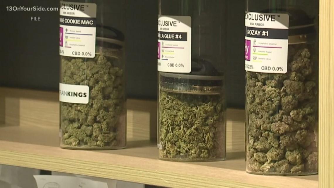 Medical, recreational marijuana applications