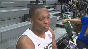 MSU's Cassius Winston ready for an encore