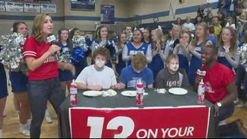 Sunrise Sidelines: Montague students compete for bragging rights