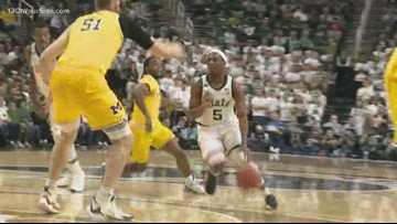 Spartans hope to keep winning streak alive for Thursday's game against Gophers