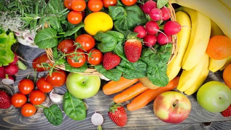 13 OYS Parenting: Fruits & vegetables for better behavior