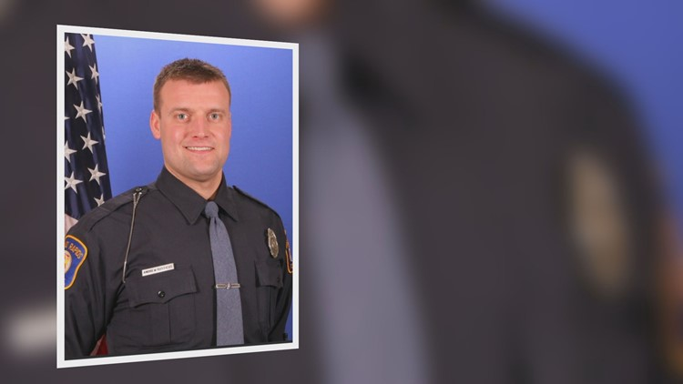 Family turns a late Grand Rapids officer's prayer into a song