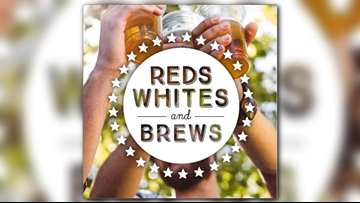 Cheers to the weekend with 'Reds, Whites & Brews'