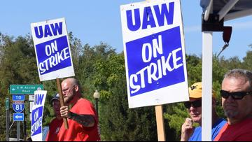 UAW reports unresolved issues in talks with General Motors
