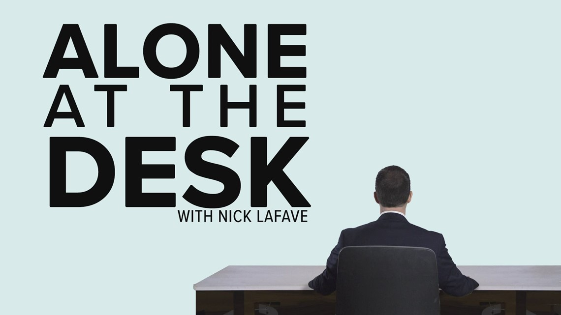 Alone At The Desk - 27: Pride Month with Dana Nessel
