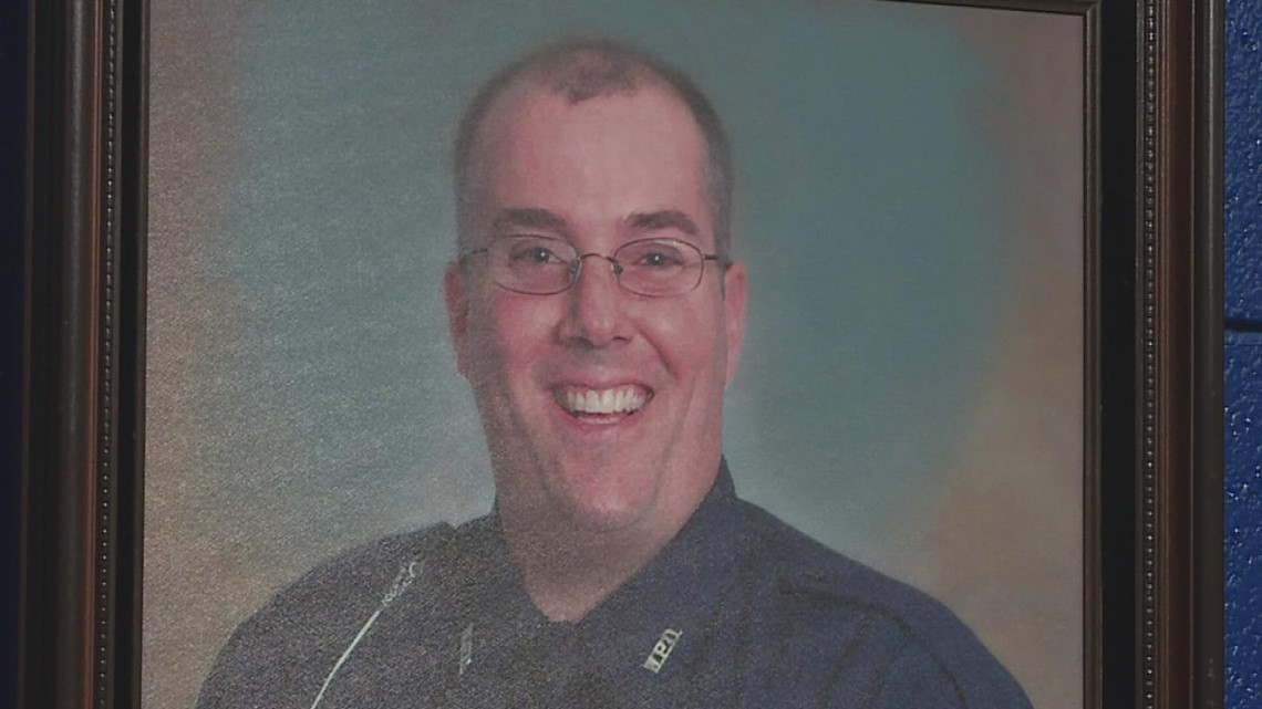 It's been 10 years since the death of Walker Police Officer Trevor Slot