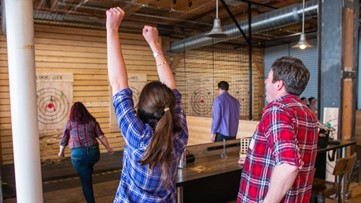 New axe-throwing business FlannelJax comes to Grand Rapids