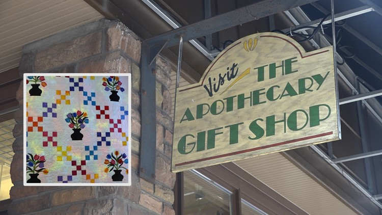 'It's so awesome': Holland gift shop home to 2021 Tulip Time quilt up for raffle