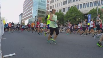 We're just a week away from the Amway River Bank Run