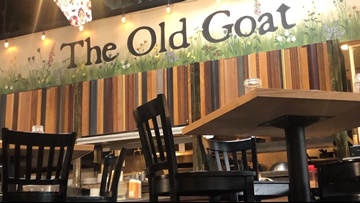 The Old Goat succeeds with 'down home meals'