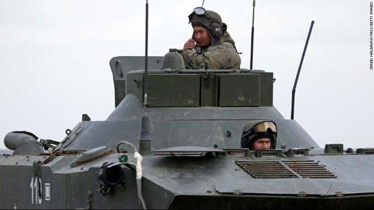 Meijer sees possible Russian offensive in Ukraine