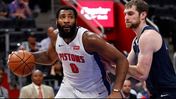 Pistons earn final playoff spot in East with win over Knicks