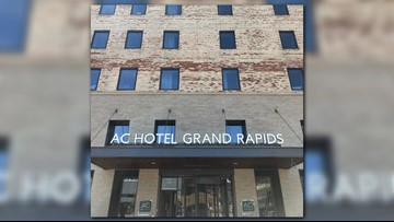 Grand Rapids' newest hotel is officially open