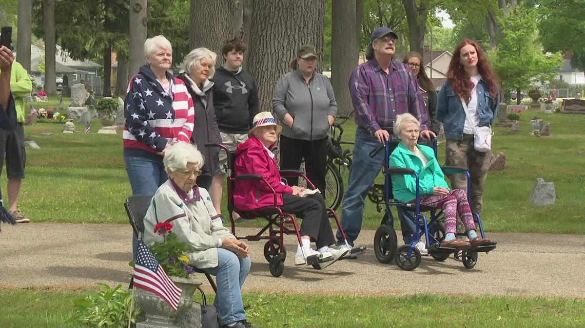 Muskegon celebrates Memorial Day