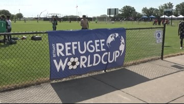 6th annual Refugee World Cup commemorates World Refugee Day