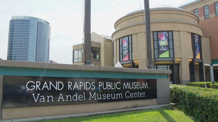 Grand Rapids Public Museum adds new tool for blind and low visibility visitors
