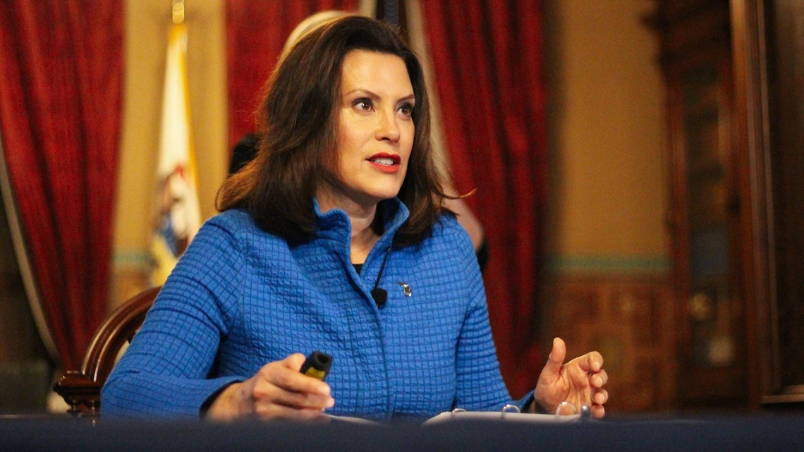 Gov. Whitmer signs Executive Order to expand absentee voting for May elections