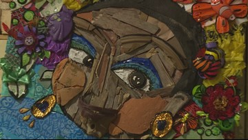 Grand Haven artists turn beach trash into art