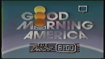 The Tree made ABC's Good Morning America in 1985.