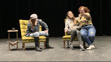 East Grand Rapids High School brings life struggles to the stage