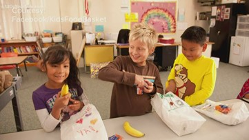 One Good Thing: Kids' Food Basket expands
