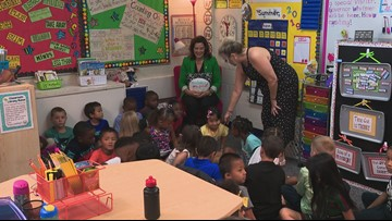 Gov. Whitmer talks responsibility with 2nd grade students