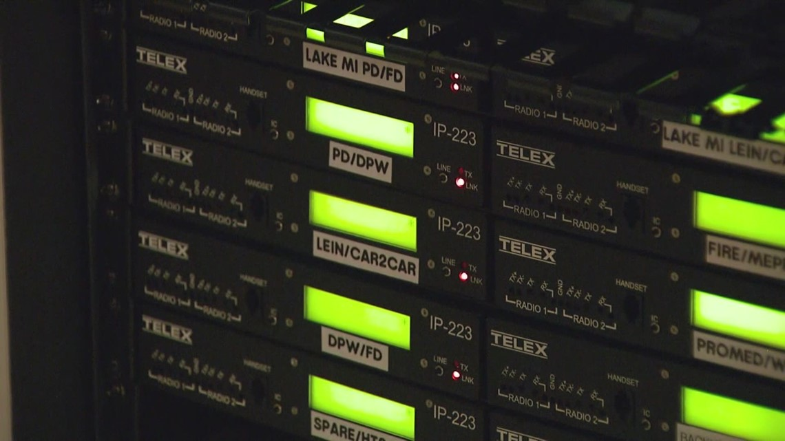 Muskegon County Central Dispatch makes successful switch to digital