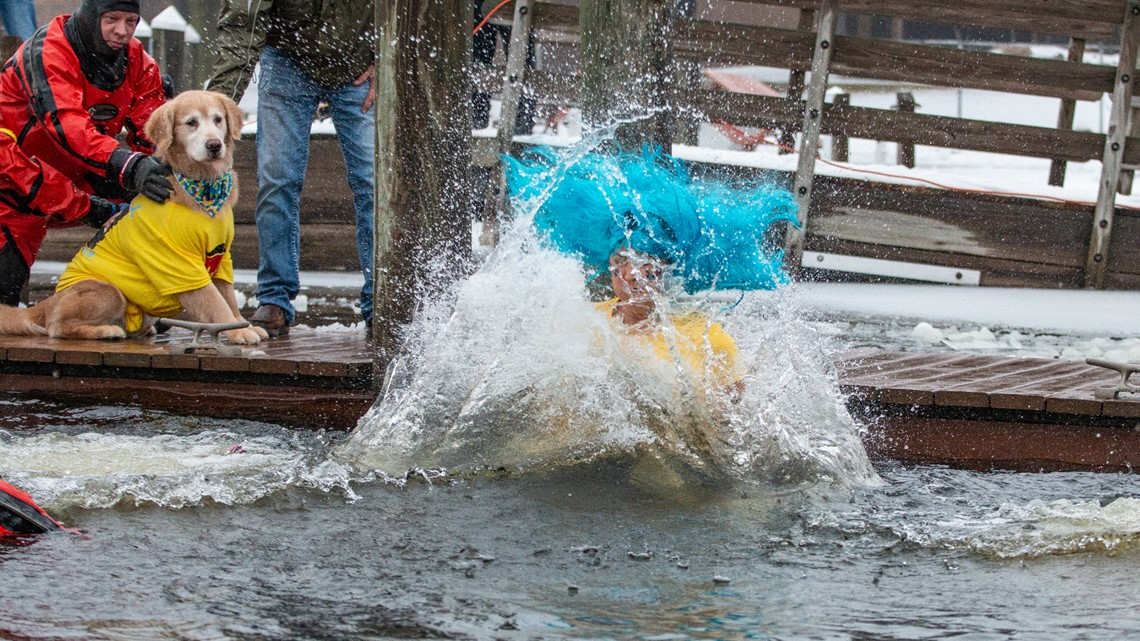 Muskegon Polar Plunge raises record-breaking $130,000 for Special Olympics