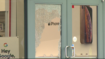 Thieves hit yet another cell phone store; 10 total stores targeted