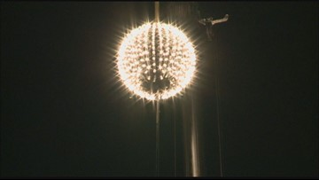 Ring in the new year at the GR Ball Drop!