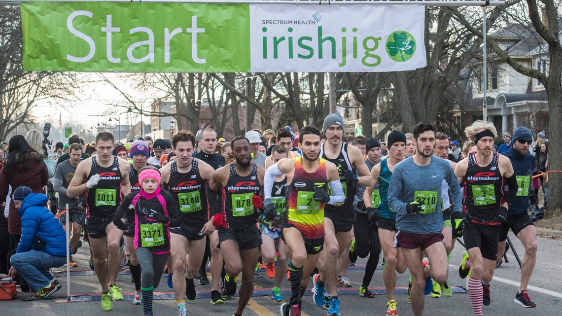 37th annual Spectrum Health Irish Jig raises awareness for colorectal cancer
