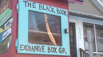One Good Thing: Mother gets grant for 6 book boxes to feature work from black authors