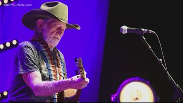 Willie Nelson cancels tour, won't be in Grand Rapids Friday