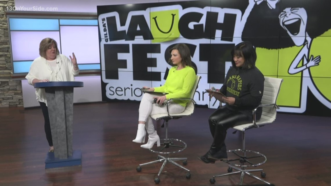 Val Lego vs. Jen Pascua: Who knows the most LaughFest trivia?