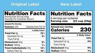 Food labels can be hard to read, let experts help make it easier