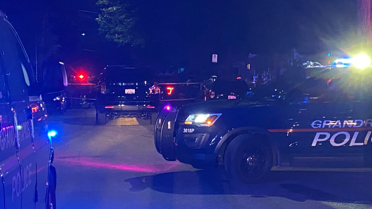 Bicyclist killed after being hit by car in Grand Rapids