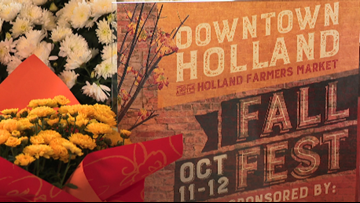 What's Up This Weekend: Carve out time to visit the Holland Fall Fest and other October fun