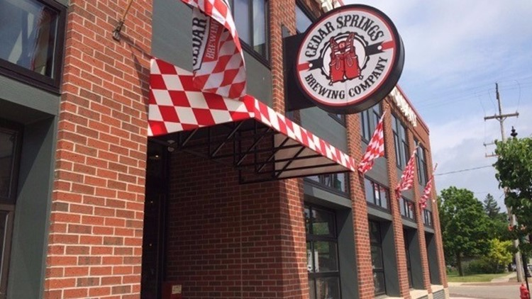 Traditional German beer hall experience coming to GR