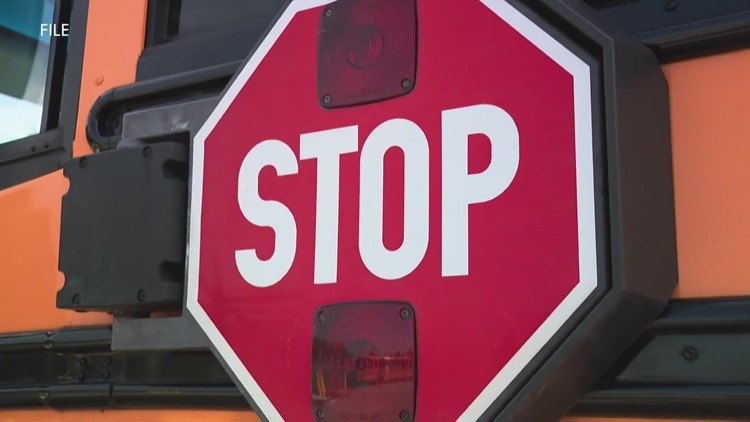 New traffic laws focus on bus, student safety