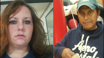 Authorities searching for Ionia couple on the run