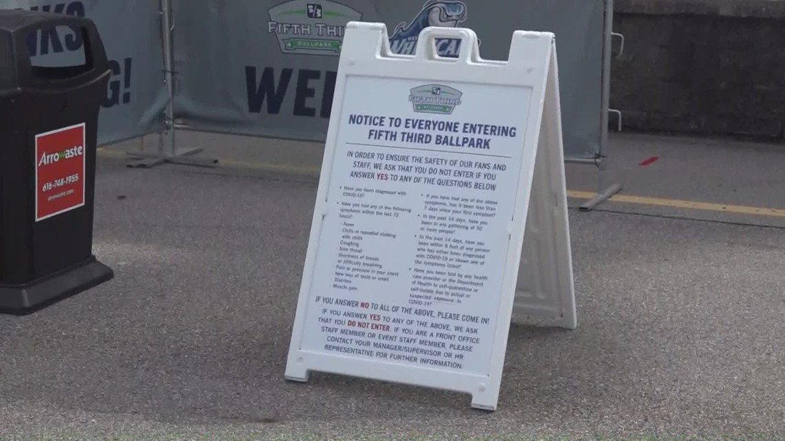 Fifth Third Ballpark hosting watch party for Tigers home opener