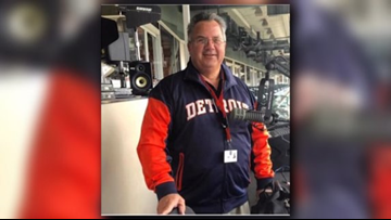 A different ballgame: Tigers announcer battles cancer