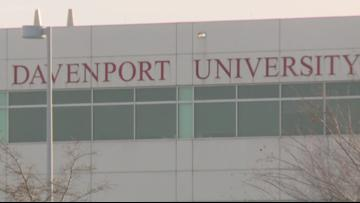 Davenport receives $4M to train cybersecurity students